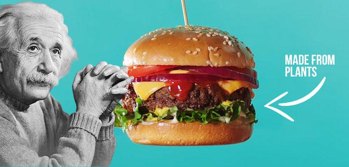 La tecnología pone en las mesas de los restaurantes la carne artificial (partie II)Il met la technologie aux tables des restaurants de viande artificiellel
