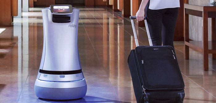 In the field of restoration applied to the hospitality industry, Savioke is a company that is already providing industry professionals with robots rushing assistants work distribution within the facility.