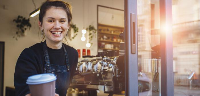 Le secteur de l'immobilier s'adapte à la livraison virtuelle et restaurants