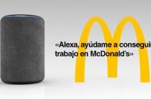 McDonald's implementa un innovador sistema para recibir candidaturas de trabajadores