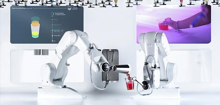 El futuro de la restauración pasa por una fuerte implementación de la robótica y así lo demuestra la perspectiva empresarial y la estrategia de mercado de Makr Shakr.