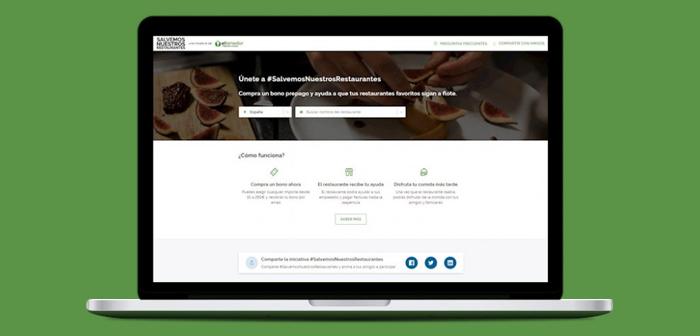 """ElTenedor lanza una nueva herramienta gratuita de """"Takeaway"""" para ayudar a los restaurantes a obtener ingresos adicionales"""