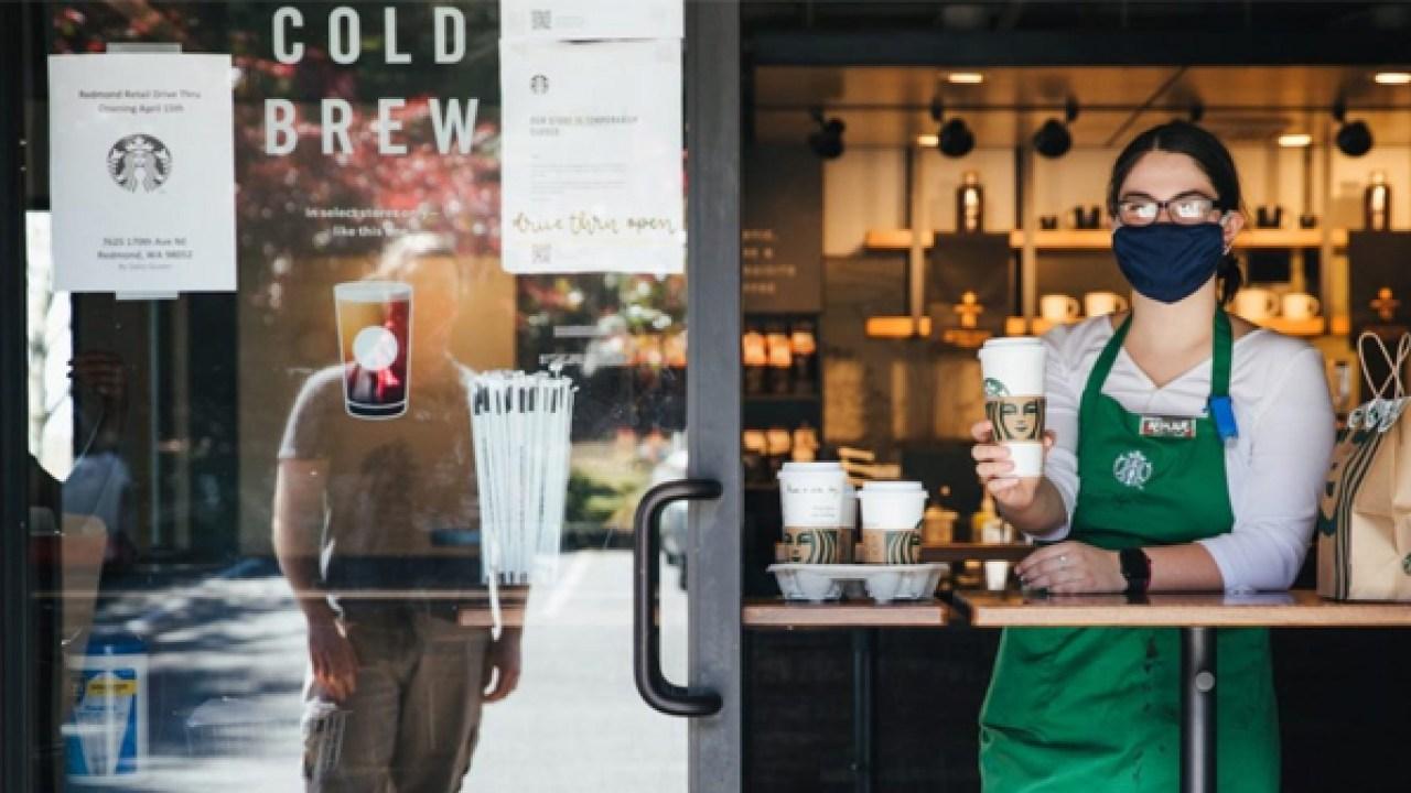 Starbucks saca partido a la crisis del coronavirus reinventando su app  móvil Starbucks App | DiegoCoquillat.com