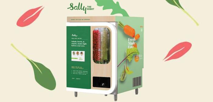 Las máquinas expendedoras de alimentos basadas en robótica proliferan durante la crisis del coronavirus