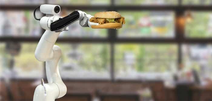 El gran potencial de la robótica de reconocimiento de imágenes para los restaurantes