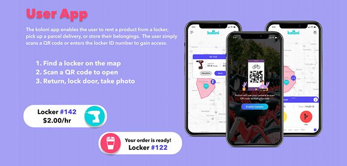 Los repartidores usarán la app para recoger el pedido que tienen que transportar, reduciendo ineficiencias temporales en la recogida en tienda y minimizando los tiempos de entrega.