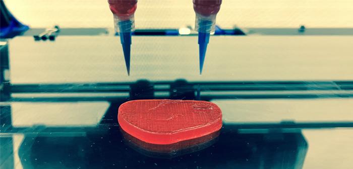 Imprimantes 3D alimentaires végétales