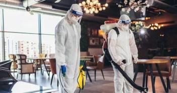 5 aparatos Anti-Covid19 para recuperar la confianza de los clientes de restaurantes
