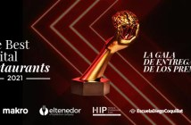 Hoy conoceremos a los ganadores de The Best Digital Restaurants 2021