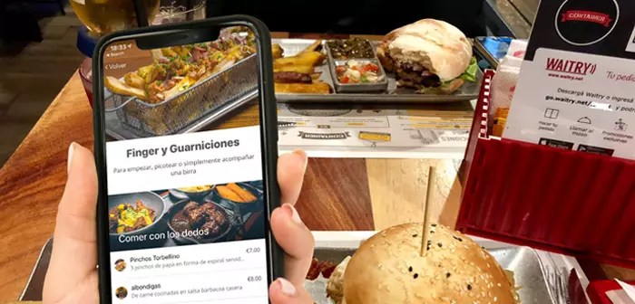 Why consult the menu is not a problem, various companies provide software with which to create our own digital menus. Among them Waitry.