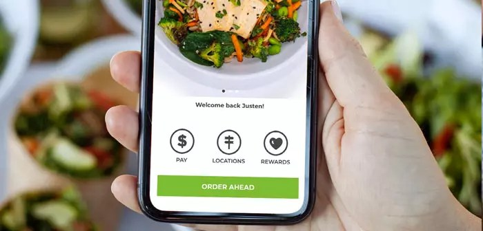 But without a doubt the most interesting system that the company has established is a weekly subscription. There are two types available: one in which burritos are received and another where the dishes delivered involve salads.