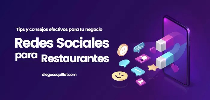10 ideas simples y efectivas en redes sociales para restaurantes 10 simple and effective ideas in social networks for restaurants