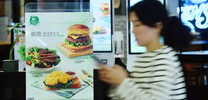 Meat substitutes gain place in China