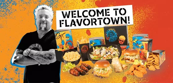 Musicians, youtubers, television stars… There are many who have already joined this trend. The last to do so was Guy Fieri, the television chef who alludes to the radical aesthetics of the 90s in his cooking shows.