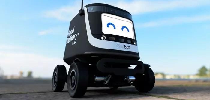 Les robots de livraison de nourriture triplent dans les universités et se développent dans les restaurants