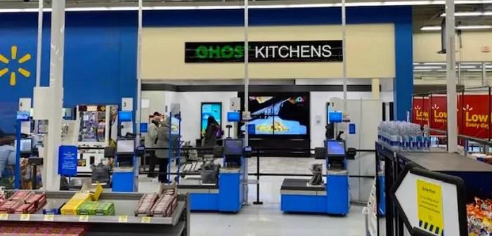 Las casi 60 cocinas fantasma proyectadas en las tiendas americanas de Walmart se sumarán a otros veinte locales independientes ya existentes y que, previsiblemente, también aumentarán en número.