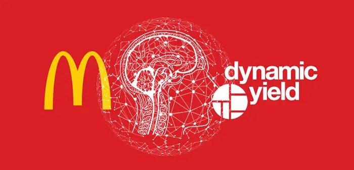 McDonald's compra una empresa de inteligencia artificial para predecir los pedidos de sus clientes.