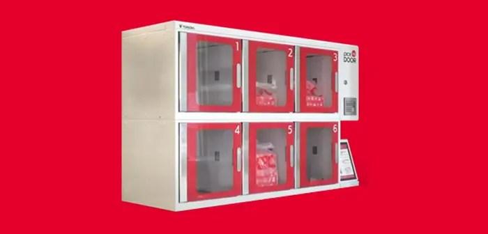 Les comptoirs de retrait de commandes alimentaires sans contact continuent de se développer grâce à KFC