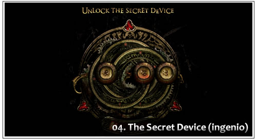 The Secret Device