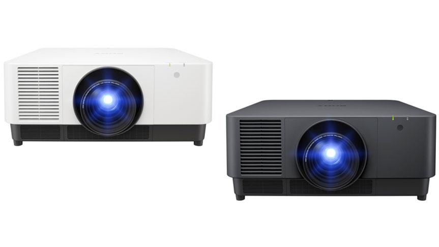 Sony'nin yeni lazer kurulum projektörleri Avrupa'da satışa sunuldu