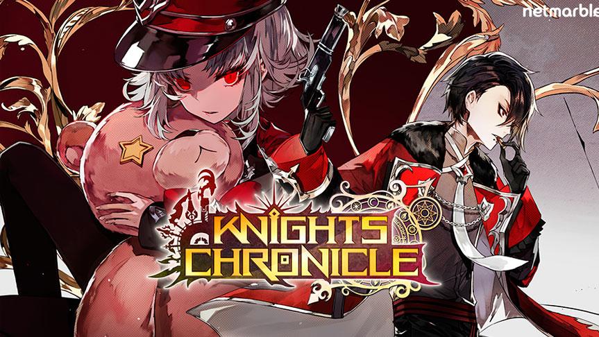 Knights Chronicle'a yeni karakterler