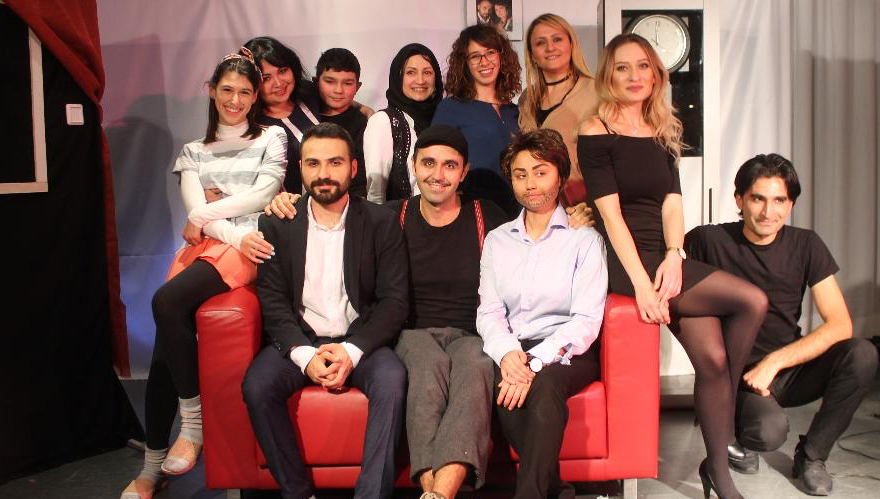 Almanya Türk tiyatroları ile şenlendi