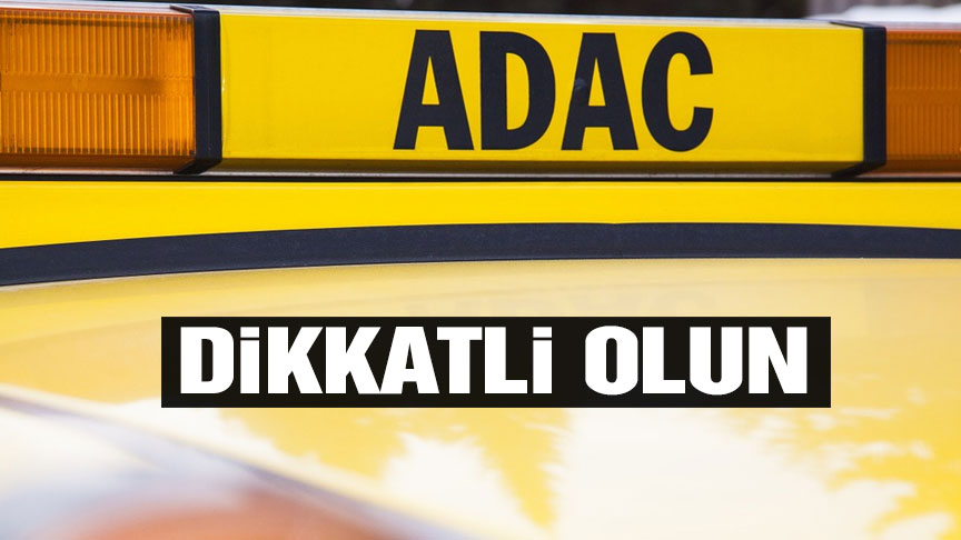 ADAC'den Sıla Yolu uyarısı!