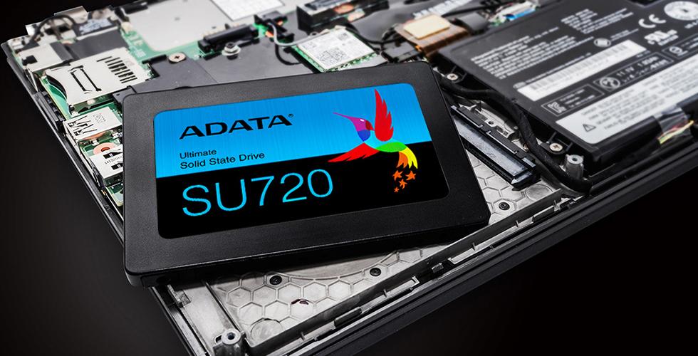 ADATA 1TB Kapasiteli Ultimate SU720 SSD Modelini Duyurdu