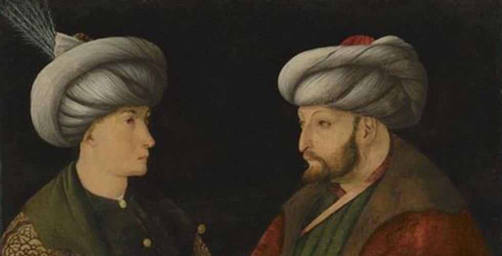 Fatih Sultan Mehmet'in Portresine 935 Bin Sterlin