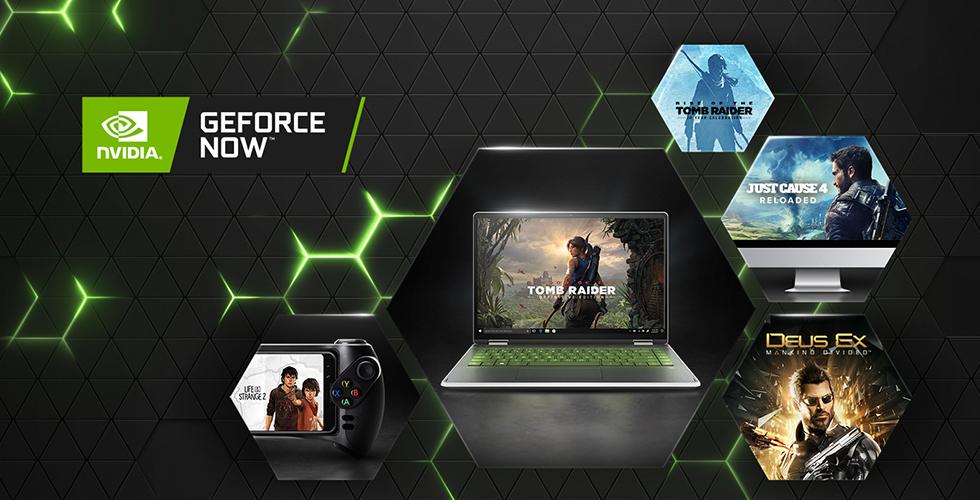 GeForce NOW'da Bu Hafta: Square Enix oyunları geri döndü
