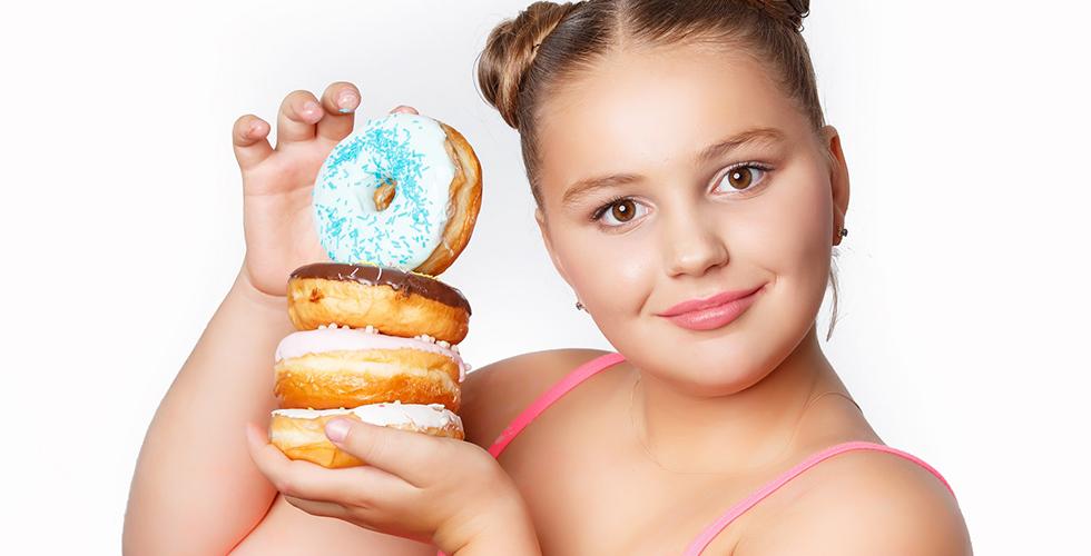 Obezitenin Üçte Biri Çocukluk Çağında Başlıyor