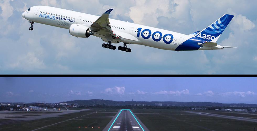 Airbus'un Tam Otomatik Test Uçuşu ATTOL başarıyla Tamamlandı