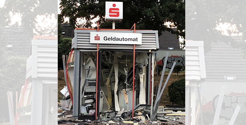 ATM patlatarak 30 milyon euro götürdüler