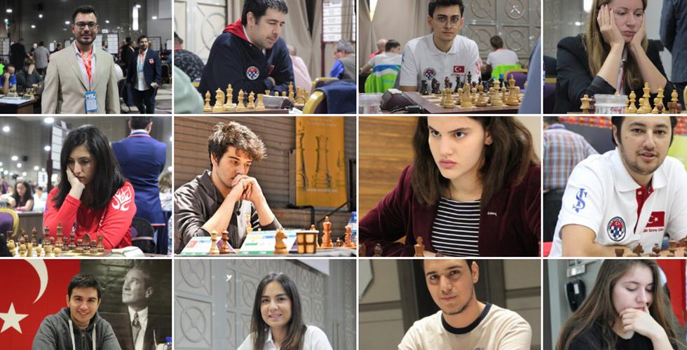 FIDE ONLİNE SATRANÇ OLİMPİYATI'NDA TÜRKİYE RÜZGARI