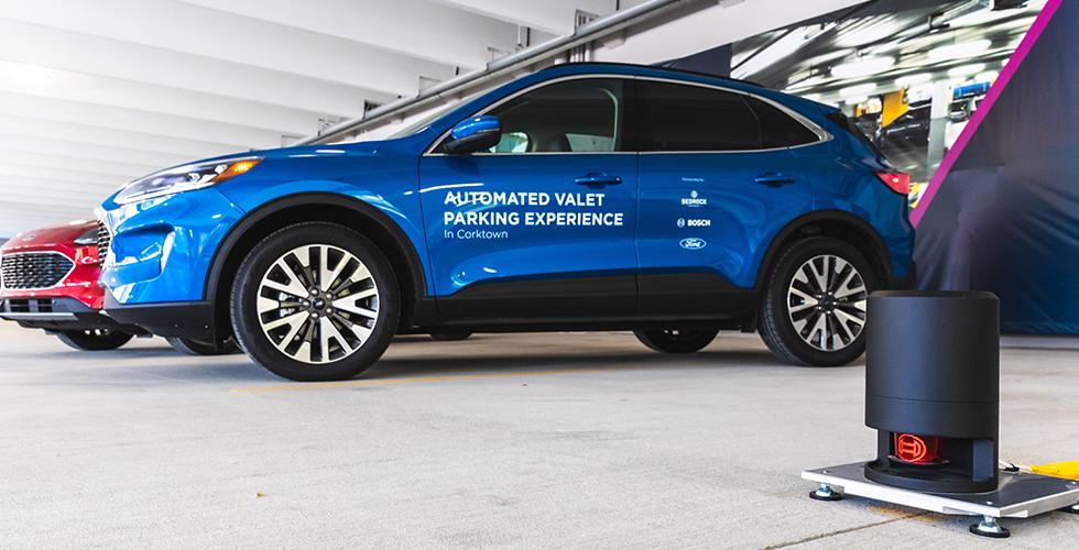 Ford, Bosch ve Bedrock, 'otonom vale' hizmetini tanıttı