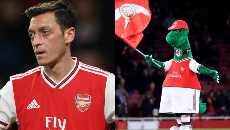 Büyüksün Mesut Özil