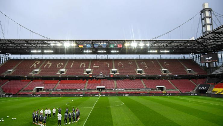 A Milli Takımımız, Almanya ile hazırlık maçında karşılaşacak