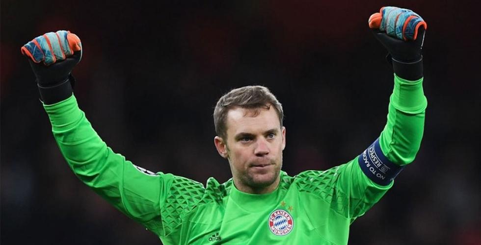 En iyisi Manuel Neuer