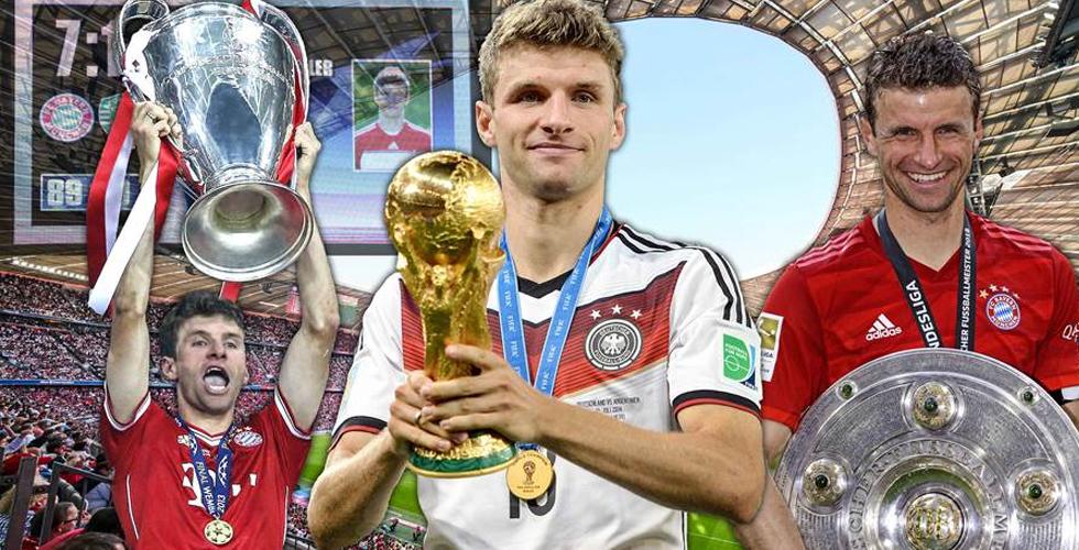 Thomas Müller kupakolik oldu