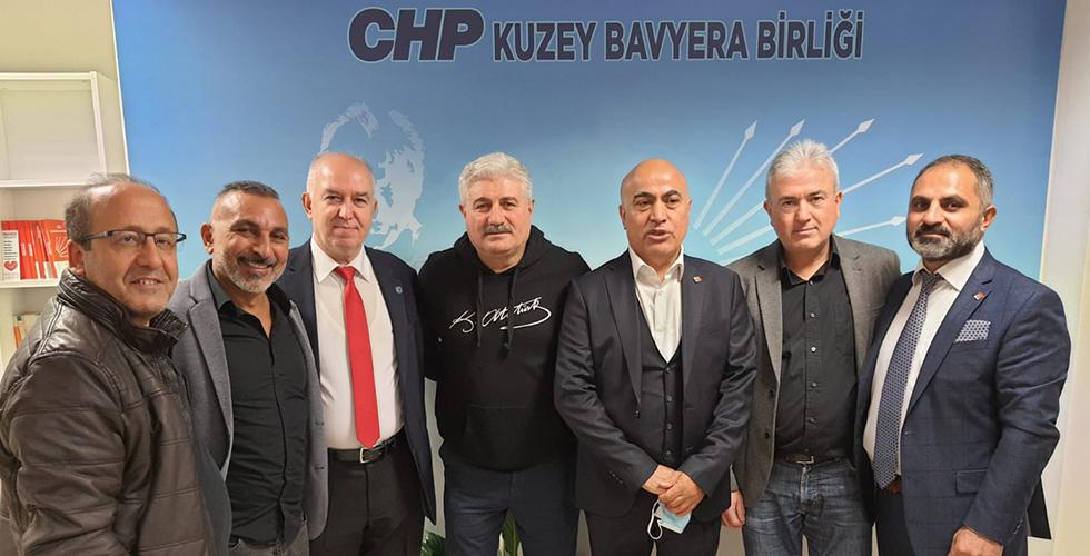 CHP Kuzey Bavyera Birliği yeni yerine taşındı