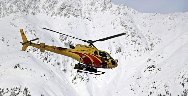 Fransa'da helikopter kazası