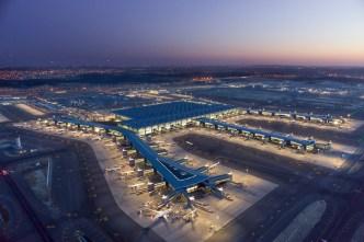 İstanbul Havalimanı'nın dan son güncel fotoğraflar