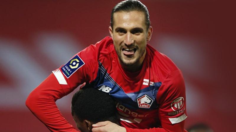 Yusuf Yazıcı UEFA'da tek sezonda en golcü Türk oldu