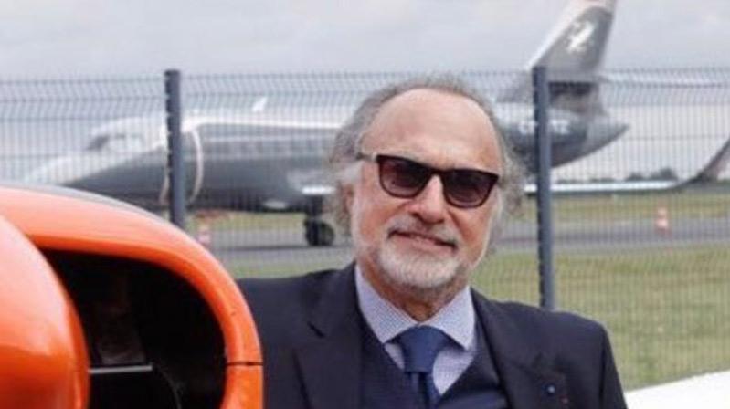 Milyarder Fransız helikopter kazasında öldü