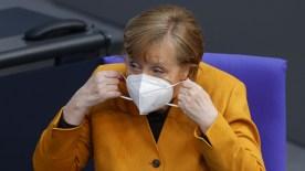 Merkel, Paskalya Bayramı sürecinde geri adım attı
