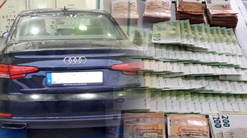 Türk sürücü Sırbistan'ta 53 bin Euro kaptırdı