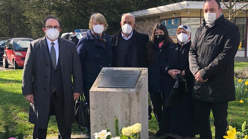 Halil Yozgat ölümünün 15'inci yılında anıldı