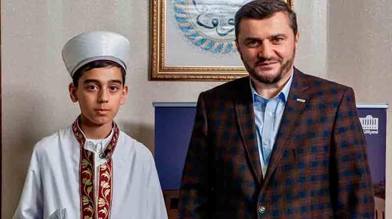 Almanya'da Muhammed, Kur'an-ı Kerim'in tamamını tek seferde okudu