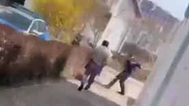 Alman polisi silahla 66 yaşındaki Türkü ağır yaralandı