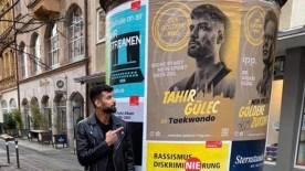 Tekvando'da Almanya'nın umudu Tahir Güleç